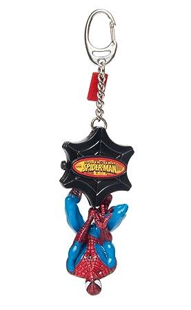 IMC 550803 - Llavero con figura de Spiderman móvil: Amazon ...