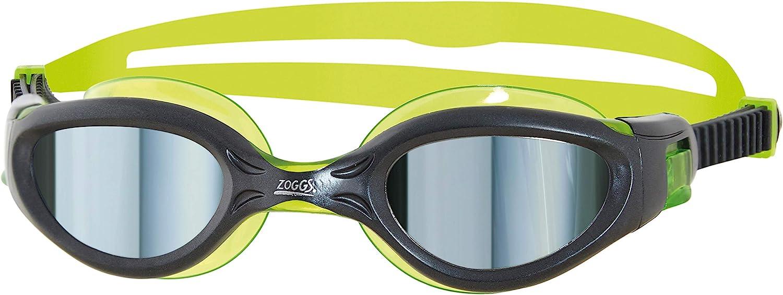 6-14 Years Zoggs Unisex-Youth Phantom Elite Mirror Swimming Goggles