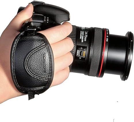 TOAZOE - Correa de mano para Canon EOS T5i T4i T3i 60d 70d 5d ...