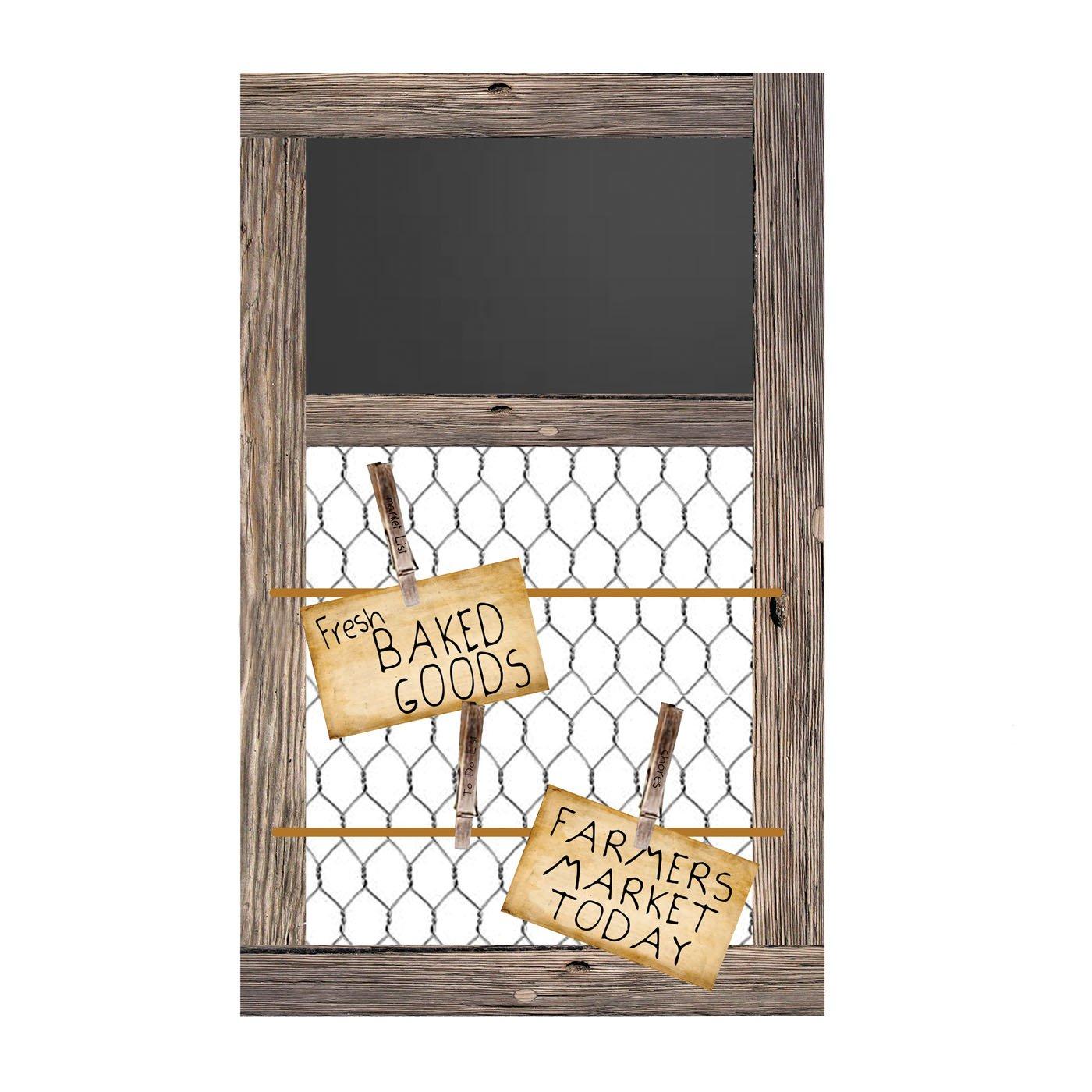 Amazon.com: Ohio Wholesale Chicken Wire Memo Board: Home & Kitchen