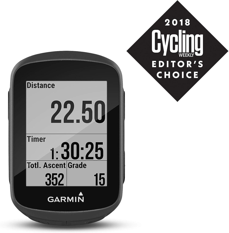 Garmin Edge 130 Pack GPS, Adultos Unisex, Negro, Talla Única ...