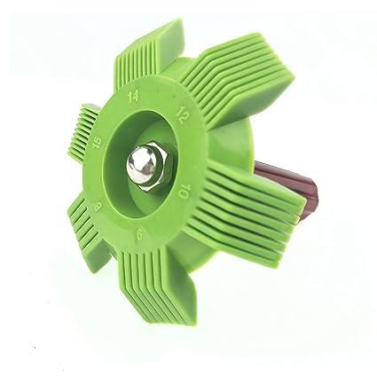 GooMeng4S AC Condensador de Aletas Limpiador evaporador radiador ...