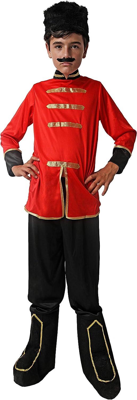 Costumizate! Disfraz de Ruso Talla 7-9 Especial para niños Fiestas ...
