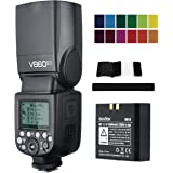 Godox V860ii-o E-TTL HSS 1/8000s 2,4G Gn60batterie Li-Ion Flash Speedlite pour appareil photo Olympus Panasonic