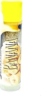 product image for Lick 'er Lips Lip Balm | Moisturizing Beeswax Cocoa Shea Butter Jojoba Hemp Avocado Castor Oil with Vitamin E | 1 tube (4g) (Banana)
