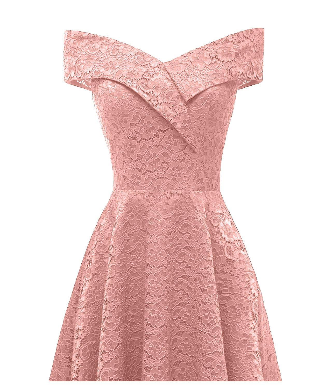 Amazon.com: MILANO BRIDE Cocktail Dress for