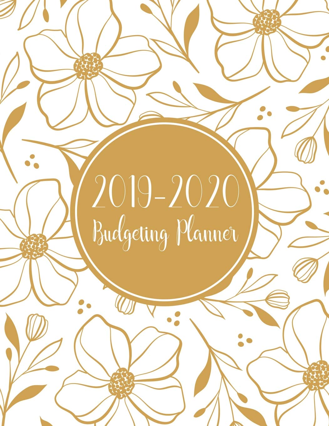 Budgeting Planner 2019 Daily Weekly /& Monthly Calendar Expense Tracker Organizer For Budget Planner And Financial Planner Workbook Marble Gold Cover Bill Tracker,Expense Tracker,Home Budget book // Extra Large