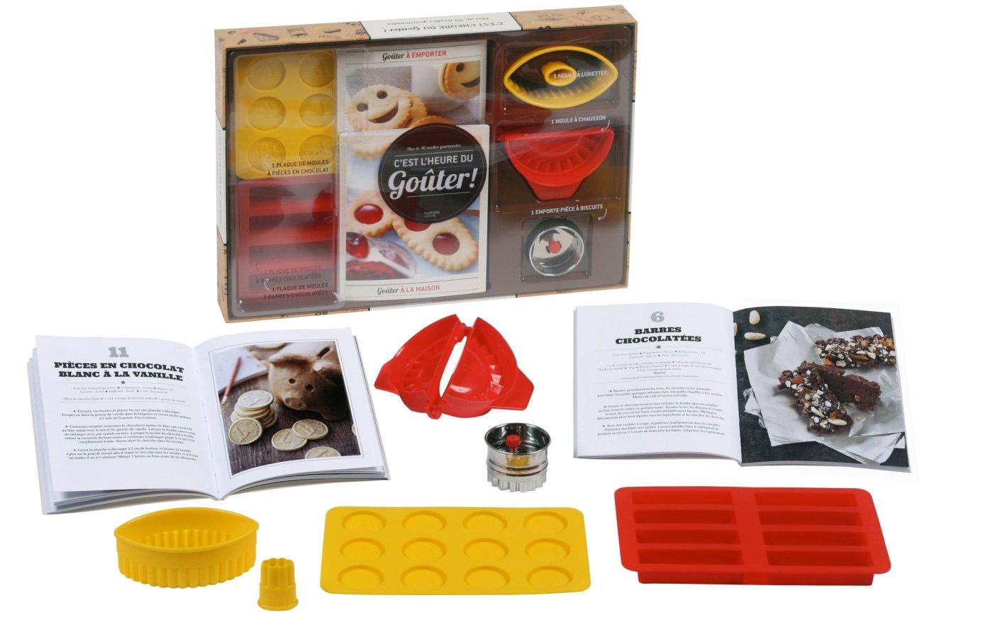Coffret C Est L Heure Du Gouter Cuisine 9782012385719 Amazon
