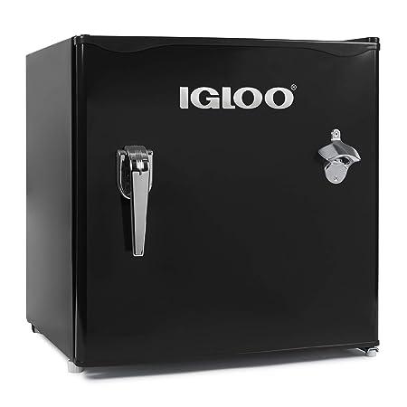 Igloo Classic - Congelador compacto de una sola puerta con mango ...