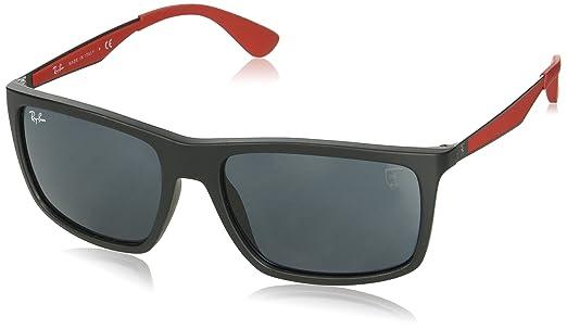 3cfa732b7 Ray Ban Ferrari 4228M F60287- Óculos de Sol: Amazon.com.br: Amazon Moda