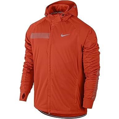 Nike mens shield max running jacket