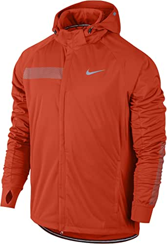 Nike Men's Shield Max Waterproof Reflective Rain Running ...