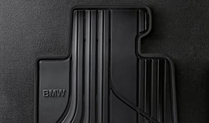 Amazon Com Bmw 51472219799 Basic Line All Weather Floor Mats For