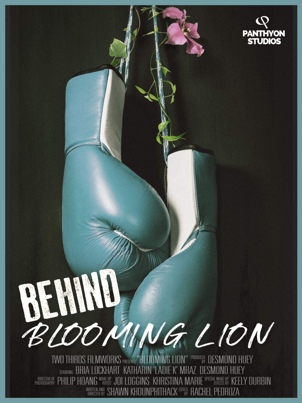 Behind Blooming Lion