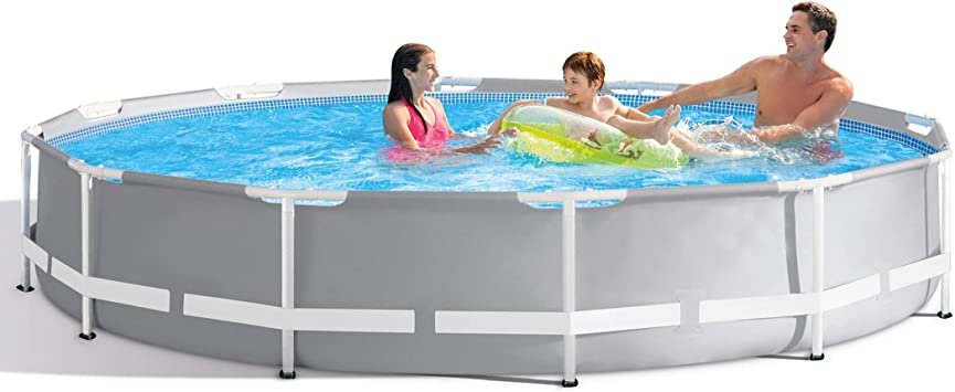 Super Large Bracket Adult Family Bathing Pool Outdoor Folding Thickened Fish Pond WLLP Metal Frame Pool Set Home Childrens Swimming Pool Enjoy The Cool Summer
