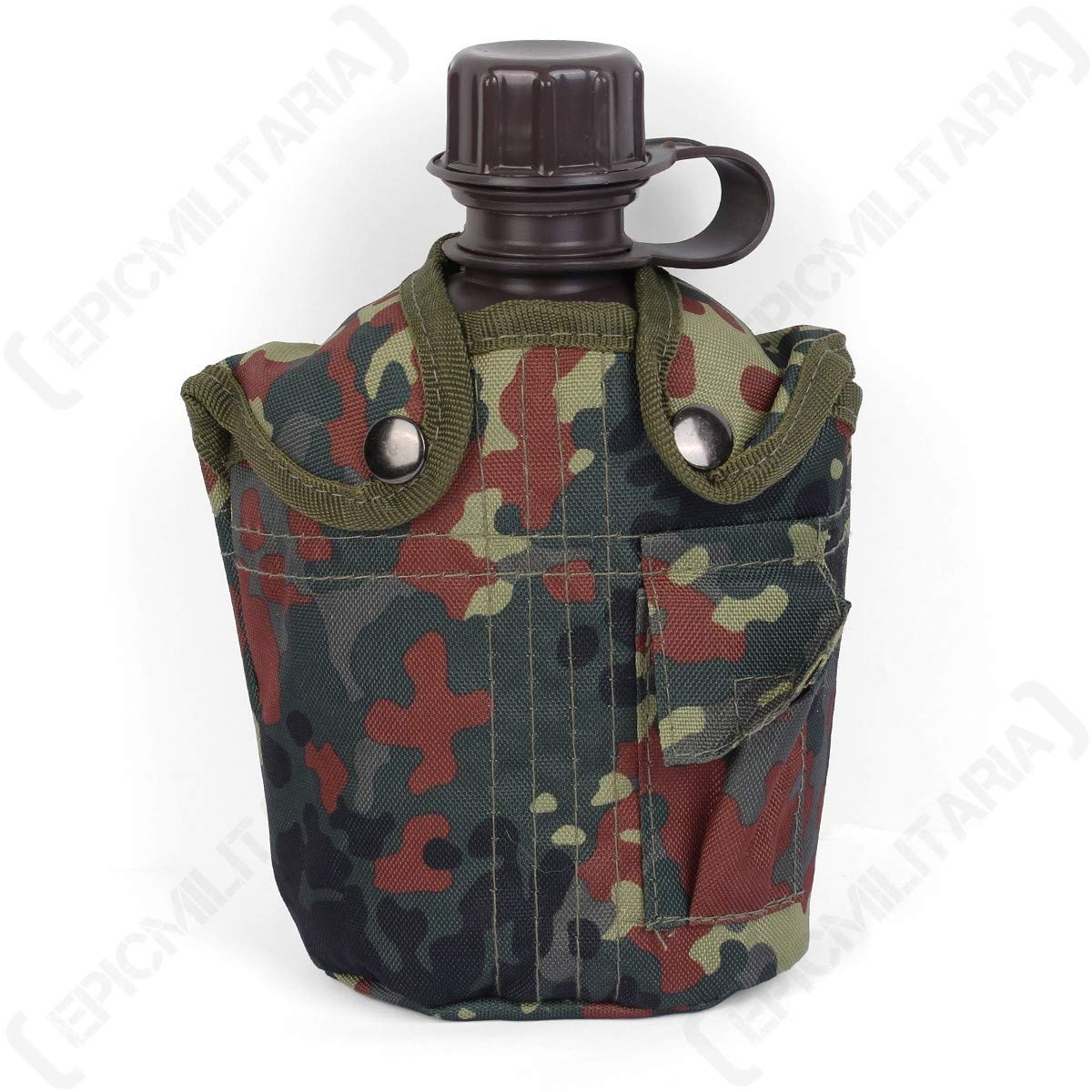 Miltec 1L Canteen with Protective Cover Mil-Tec