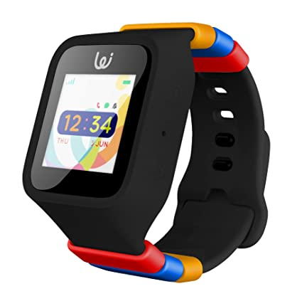 e4ae43a8c79b4f Pomo Waffle - Kids GPS Smartwatch with SOS Function, Pedometer ...