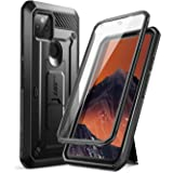 SupCase Unicorn Beetle Pro Series Case for Google Pixel 5 (2020 Release), Full-Body Rugged Holster Case with Built-in Screen