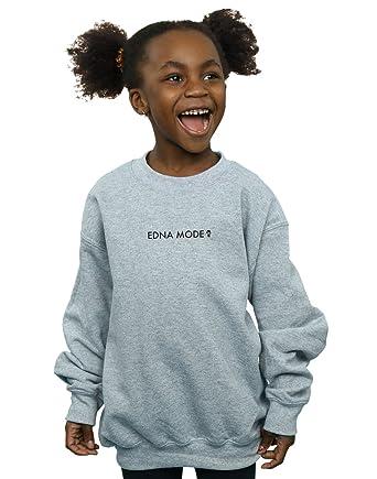 c2a062dc07b3a4 Absolute Cult Disney Mädchen The Incredibles 2 Edna Mode Sweatshirt  Sweatshirts: Amazon.de: Bekleidung
