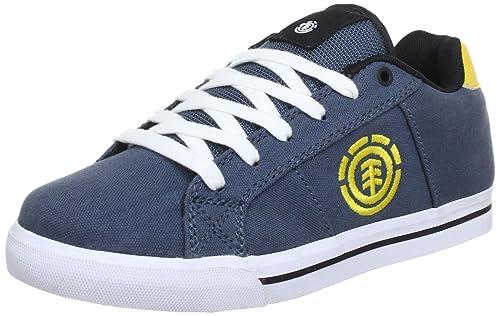 Element WINSTON KIDS EWINM203A6022 - Zapatillas de lona para niño, color azul, talla 33: Amazon.es: Zapatos y complementos