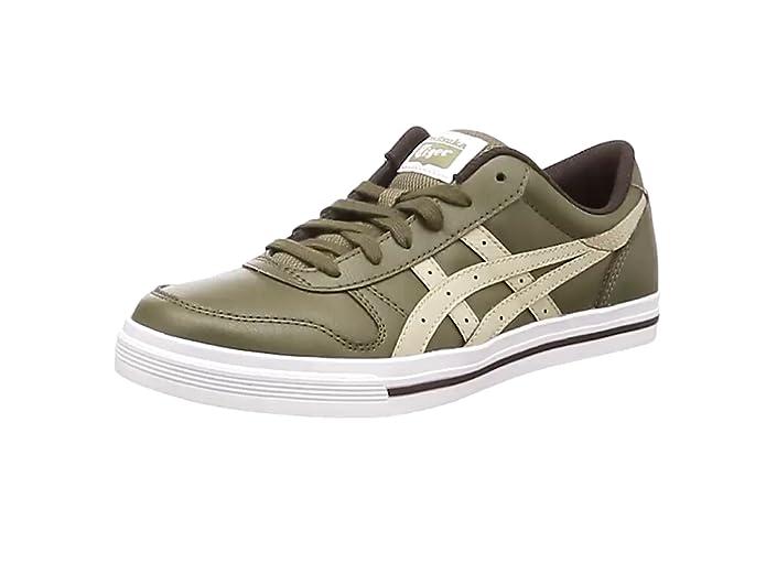 ASICS Aaron Navy Unisex Sneaker Scarpe Basse Scarpe lacci sneakers