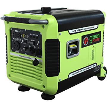 best Green-Power America GPG3500IE reviews