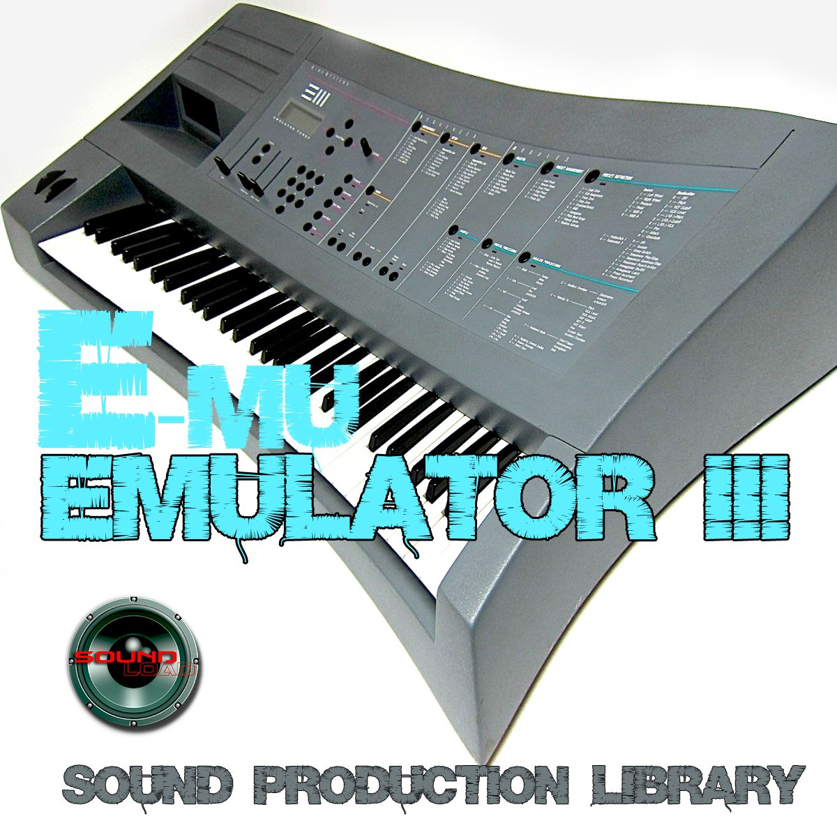 E-mu Emulator 3 - The KING of analog sounds - Large unique original 24bit WAVE/Kontakt Multi-Layer Samples Library. FREE USA Continental Shipping on DVD or download; by SoundLoad