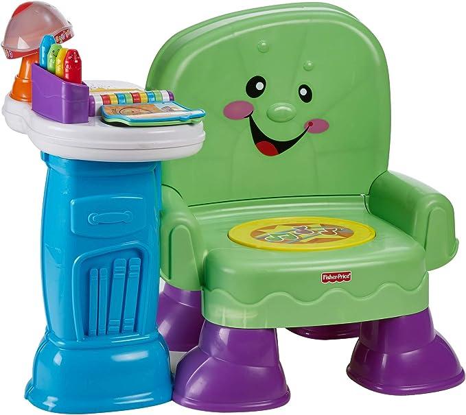 Fisher-Price Multicolor Laugh and Learn Controlador de Juego Mattel FWG12