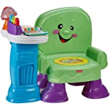 Fisher-Price Laugh & Learn Song & Story Learning Chair Toy [Amazon Exclusive]