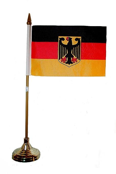 d972e88c8c Amazon.com   Germany Deutschland Eagle Small 4 X 6 Inch Mini Country ...