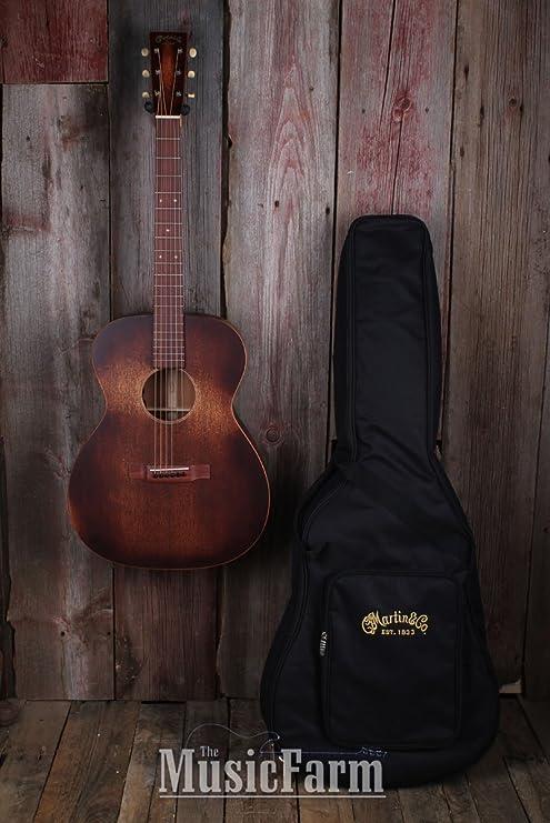 Martin 00015 M streetmaster-z acústica guitarra eléctrica Matrix infinity W Gig Bag. Pasa ...