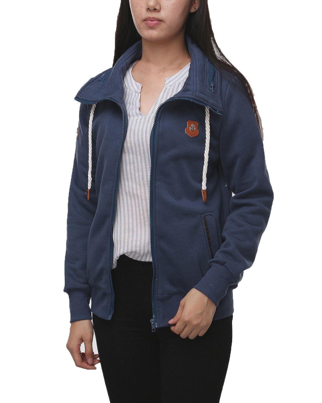 Auxo Casual Pullover Drawstring Sweatshirt Image 3