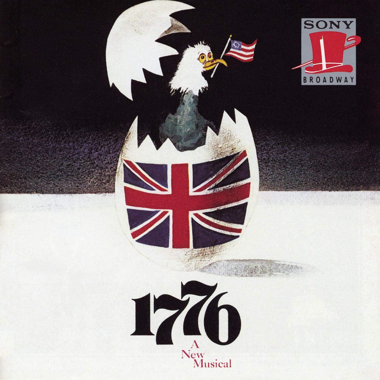 1776 (1969 Original Broadway Cast) by HECHT,PAUL