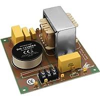 MONACOR DN-1218PAX 2-weg frequentiebereik 8 ohm, maximaal vermogen voor PA, optimale filterwerking voor 30- en 38-PA…