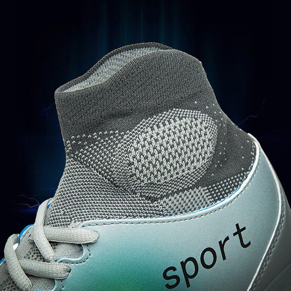 RSHENG Herren Herren Herren Hi-top Fußballschuhe Trainingsschuhe Sport Freizeitschuhe b3a24a