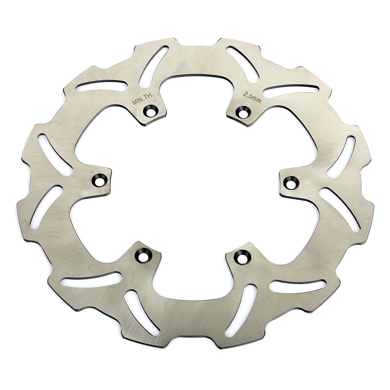 TARAZON Front Rear Brake Discs Rotors for Suzuki DRZ400 S E 2000-2012 RM125 RM250 1989-1999