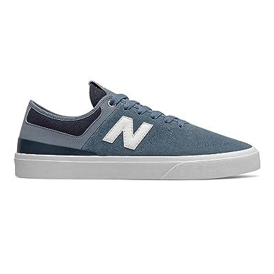 New Balance Men's 379, Navy/White, 12 D US   Skateboarding