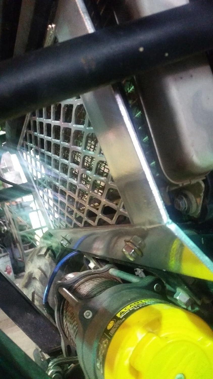 2014-15 Kawasaki Teryx 800 4 Lower Radiator Brush Guard,Protector!