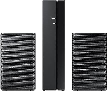 Samsung Swa 8500s Inalámbrico Kit De Altavoces Trasera Reacondicionado Certificado Home Audio Theater