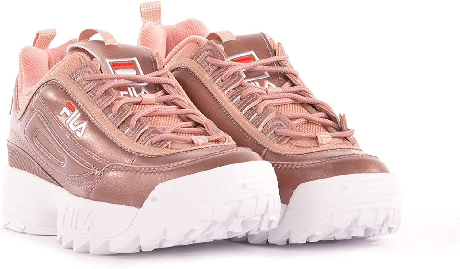Fila Disruptor MM Low Ash Rosegold 101044270X, Basket