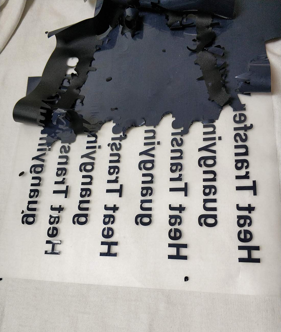 "guangyintong Heat Transfer Vinyl Bundle 20 Sheets 11.8/""x11.8/"" Matte 20 Iron on Vinyl Bundle Tight"