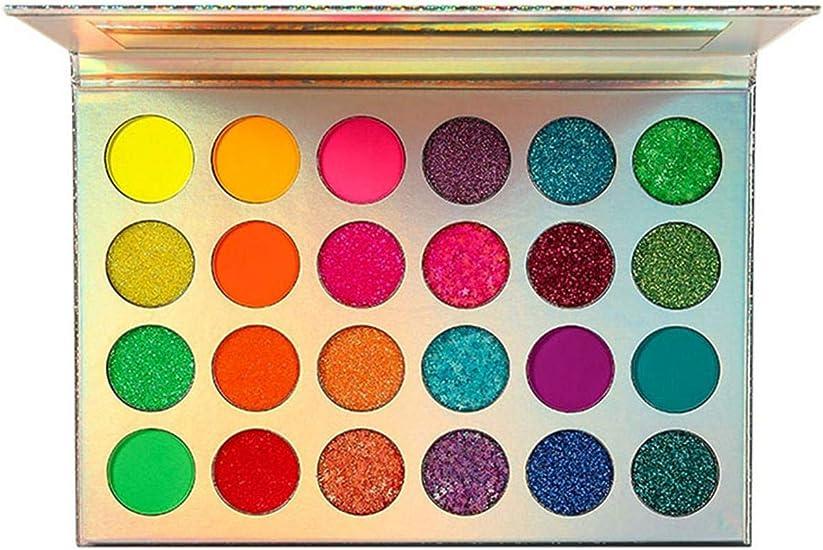 Kit de Maquillaje Altamente pigmentado de 24 Colores Paleta ...
