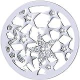 Morella Damen SMALL Coins 23 mm mit vielen verschiedenen Motiven