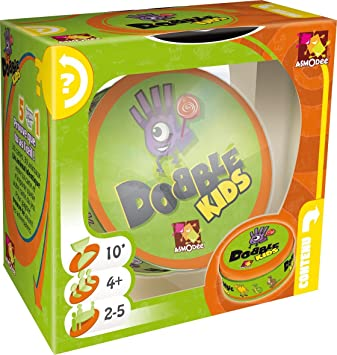 Asmodée - Dobble Kids (versión Alemana)