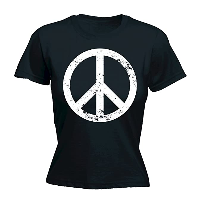 Amazon Peace Symbol T Shirt 70s Tee Seventies Music Top Love