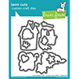 Lawn Fawn Lf590 Lawn Cuts Custom Craft Die - Critters Ever After