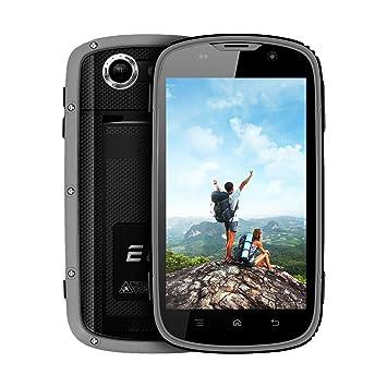 E L W5S Smartphone Robuste, IP68 étanche, Antichoc et antipoussière Écran  4.0   Processeur c856130f732