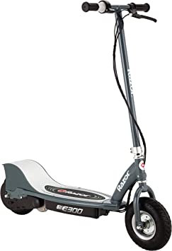 Razor E300 Electric Scooter - Matte Gray best scooters for women