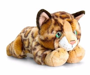 Peluche KEEL 30 cm Gato bengala