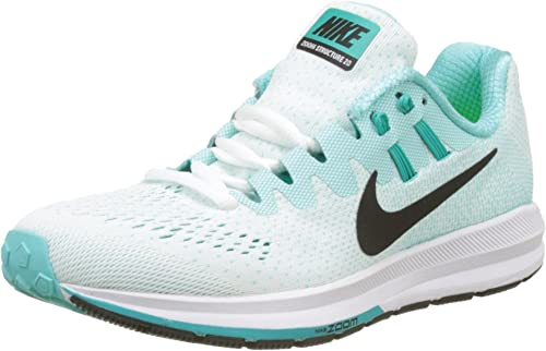 Nike Wmns Air Zoom Structure 20, Zapatillas de Running para Mujer ...